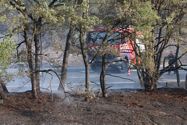 Bermbrand A28 't Harde