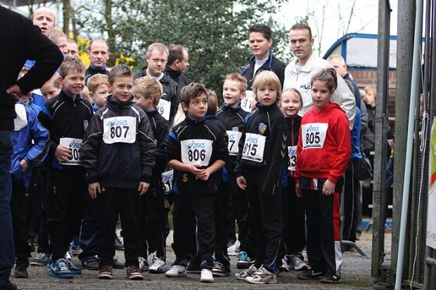 Nieuwjaarsloop vv Nunspeet 2011