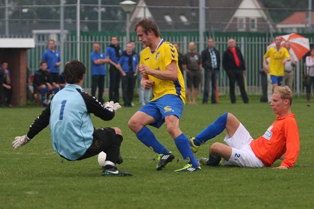 Nunspeet – FC Horst