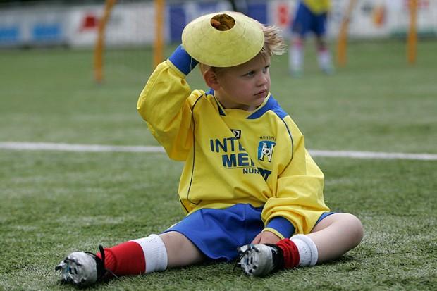 Rabobank voetbalschool toernooi