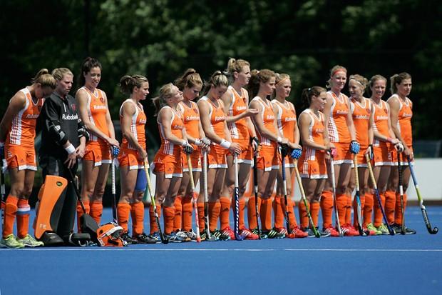 Dameshockey Nederland – China