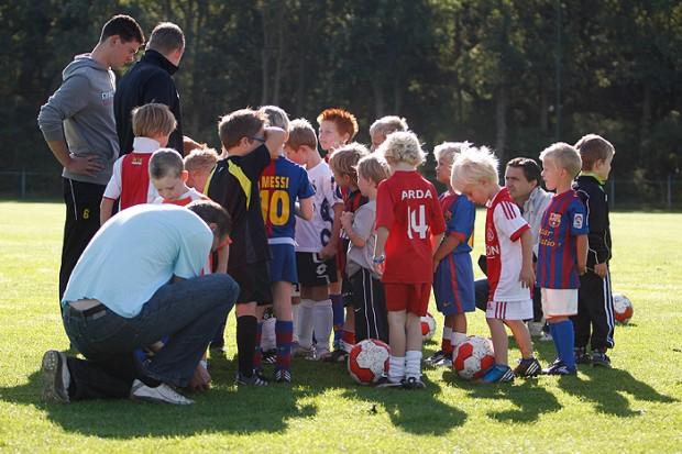 Voetbalschool vv Nunspeet