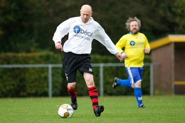 vv Nunspeet 40+ voetbal