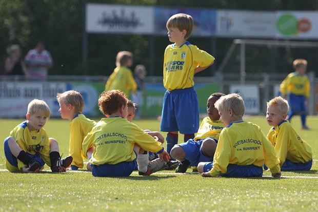 Rabobank voetbalschooltoernooi