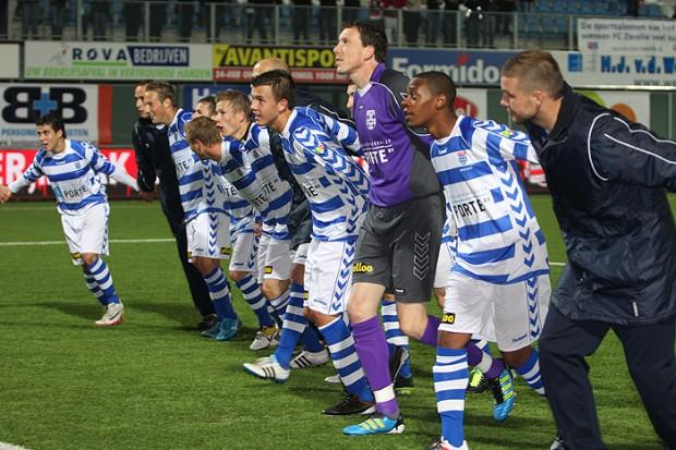 FC Zwolle – FC Dordrecht