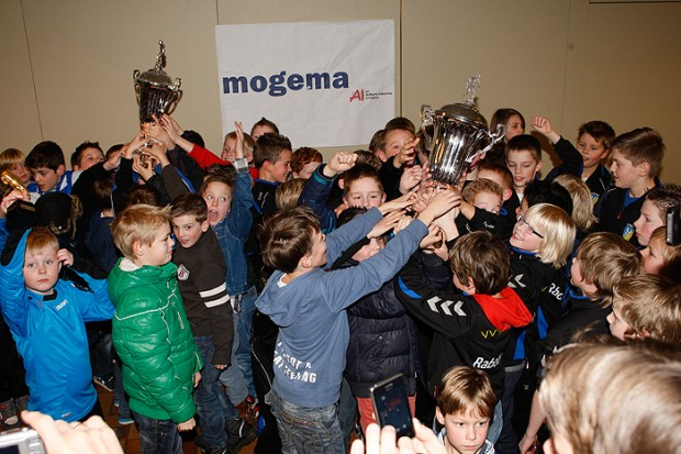 Prijsuitreiking Mogema wintercompetitie