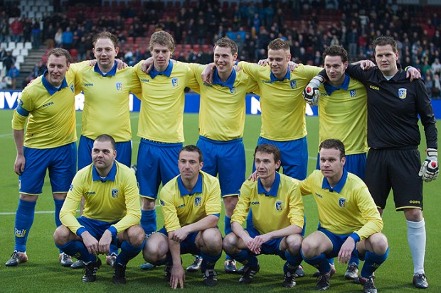 vv Nunspeet 3 – Eredivisie All Stars
